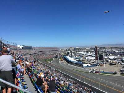 Daytona International Speedway, vak: 391, rij: 17, stoel: 15