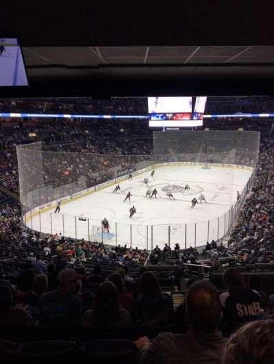 Nationwide Arena, vak: 119, rij: NN, stoel: 6