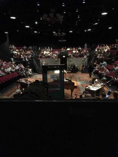 Circle in the Square Theatre, vak: Orchestra, rij: F, stoel: 104