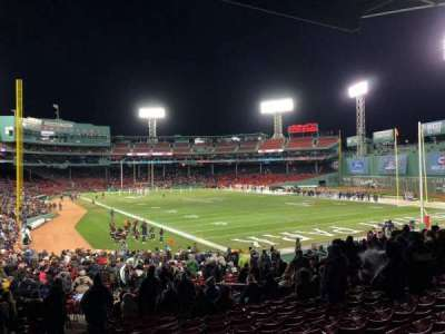 Fenway Park, vak: Right Field Box 2, rij: 3, stoel: 16