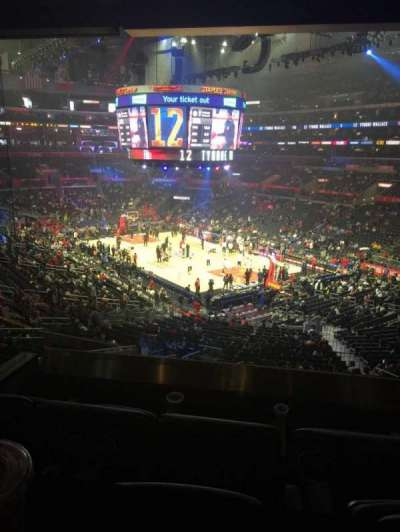 Staples Center, vak: Suite A37