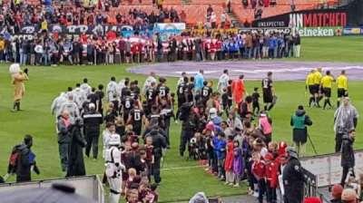 RFK Stadium, vak: 212, rij: 14, stoel: 8