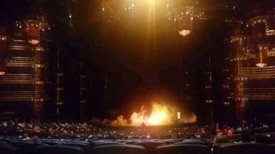 KÀ Theatre - MGM Grand, vak: 220, rij: mm, stoel: 28