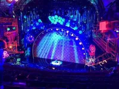 Palace Theatre (Broadway), vak: MEZZC, rij: J, stoel: 126 And 12