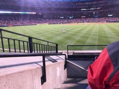 Busch Stadium, vak: 197, rij: 4, stoel: 17