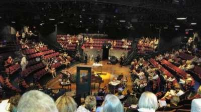 Circle in the Square Theatre, vak: Orchestra, rij: K