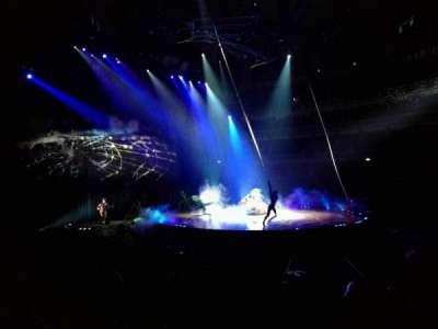 Royal Albert Hall, vak: Stalls J, rij: 11, stoel: 53