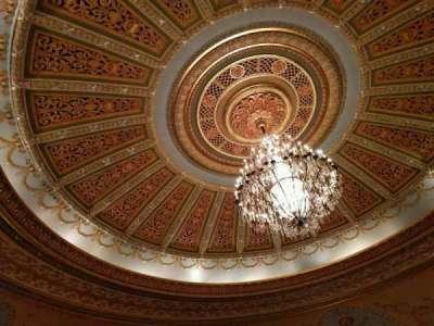 Forrest Theatre, vak: Orchestra B, rij: c, stoel: 2