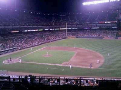 Oriole Park at Camden Yards, vak: 218, rij: 8, stoel: 15