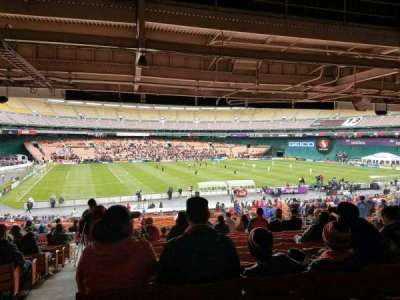 RFK Stadium, vak: 310, rij: 13, stoel: 18