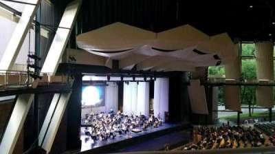 Saratoga Performing Arts Center, vak: 19, rij: A, stoel: 14