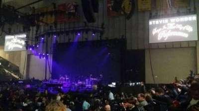 Royal Farms Arena, vak: 110, rij: F, stoel: 6
