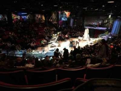 Circle in the Square Theatre, vak: Orchestra, rij: K, stoel: 136