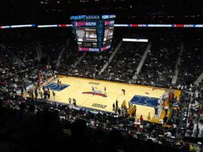 Philips Arena, vak: 310