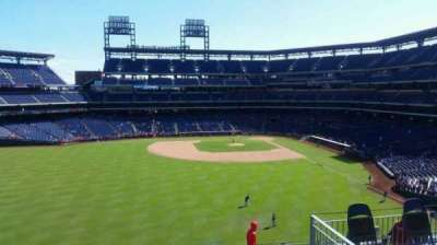 Citizens Bank Park, vak: Harry the ks, rij: na, stoel: na