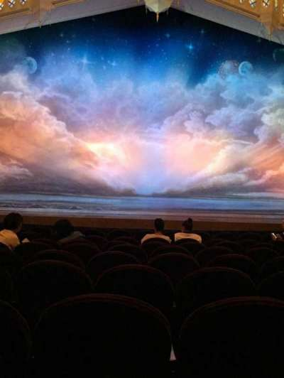 Eugene O'Neill Theatre, vak: Orch, rij: J, stoel: 109