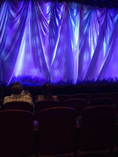 Ziff Ballet Opera House at the Arsht Center, vak: Orch, rij: B, stoel: 101