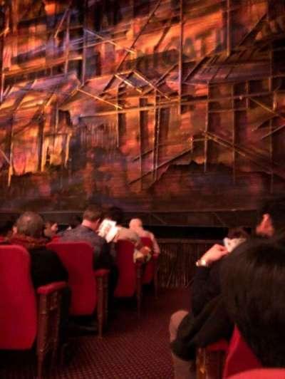 Broadway Theatre - 53rd Street, vak: Orch, rij: G, stoel: 2