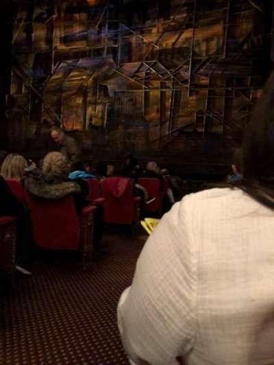 Broadway Theatre - 53rd Street, vak: Orch, rij: L, stoel: 1