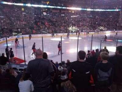 Nationwide arena, vak: 117, rij: K, stoel: 10