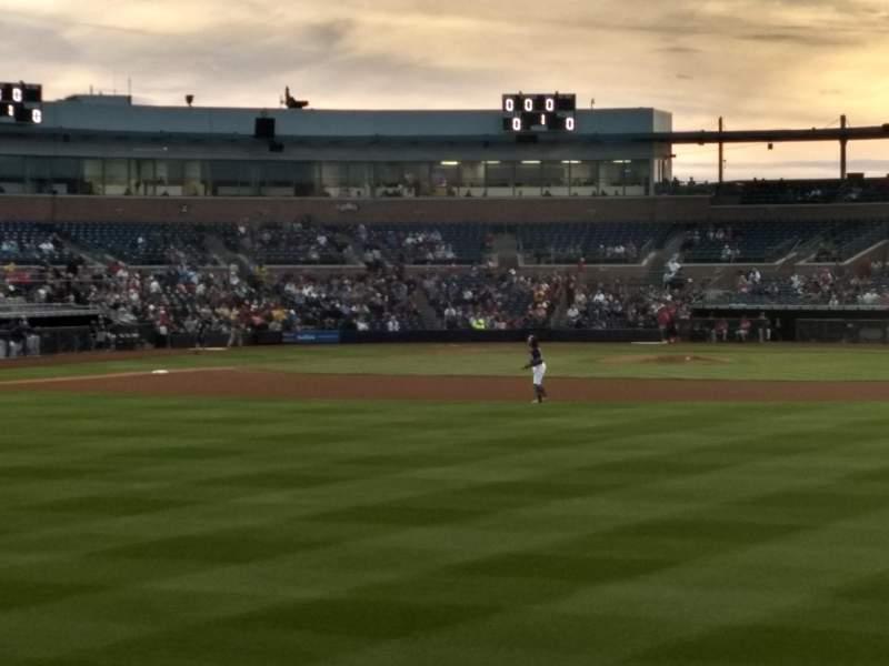 Peoria Sports Complex, vak: Lawn