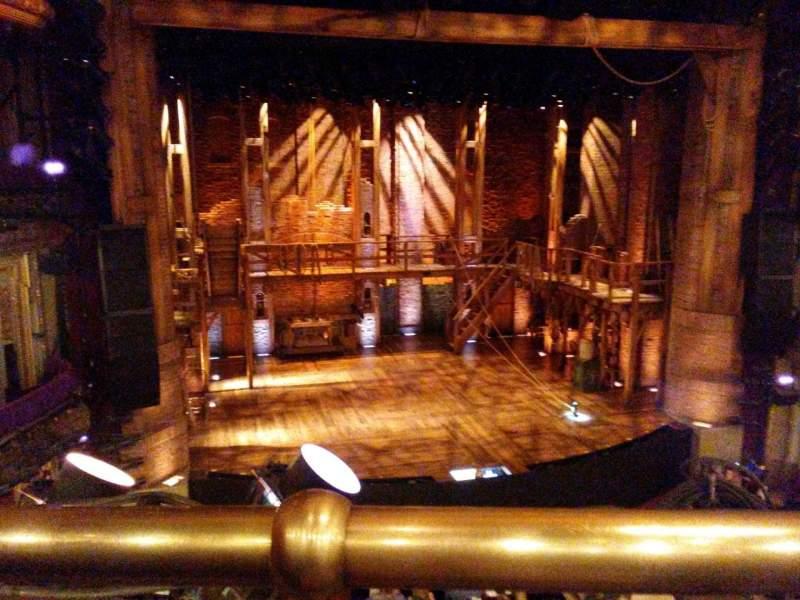 CIBC Theatre, vak: Mezzanine LC, rij: A, stoel: 317