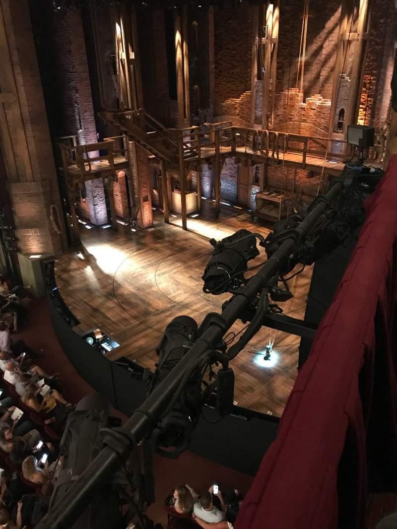 CIBC Theatre, vak: Mzrbx6, rij: Bx6, stoel: 6,8